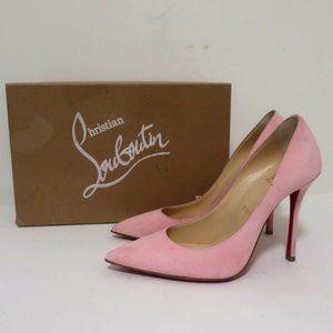 Christian Louboutin Decoltish Pumps Pink Size 36.5